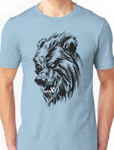 Black Werebear Unisex T-Shirt