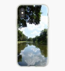 Reflection Pool iPhone Case