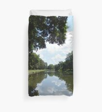 Reflection Pool Duvet Cover