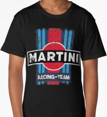 Martini Racing Team Retro Long T-Shirt