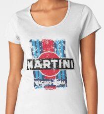 Martini Racing Team Retro Women's Premium T-Shirt