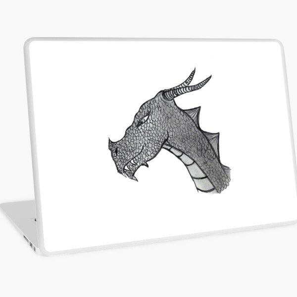 Dragon Figurehead Laptop Skin