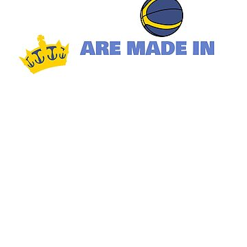 Golden State, Champions Are Made in Oakland (version 2) by 3js-unlimited