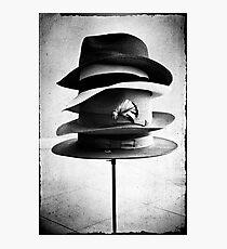 Fedora Collection Photographic Print