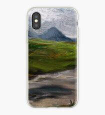 Mountains & Moorland Britain Art iPhone Case
