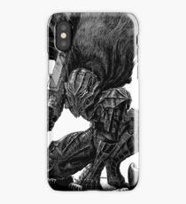 Berserker guts iPhone Case/Skin