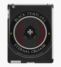 Black Templars Style iPad Case/Skin