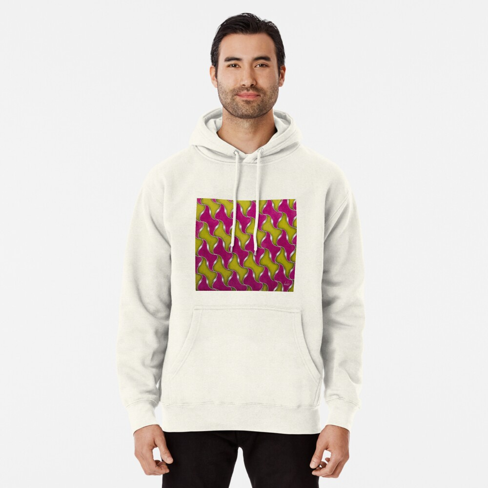 Step & Repeat, No. 1 Pullover Hoodie