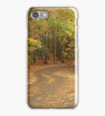 Cades Cove Loop iPhone Case/Skin