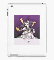 Spooky castle iPad Case/Skin