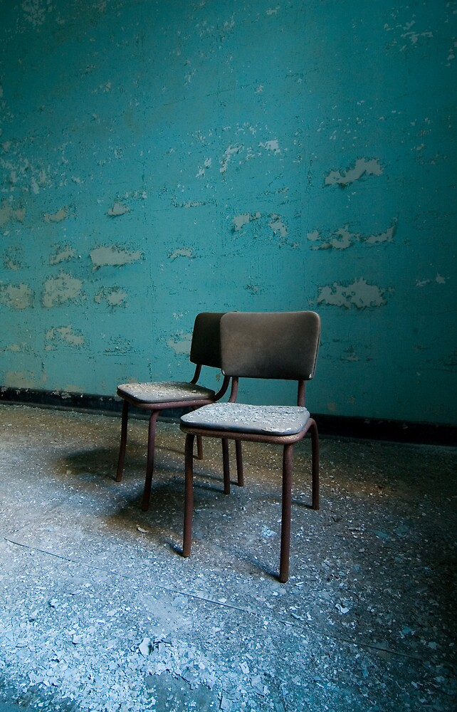 two chairs by rob dobi