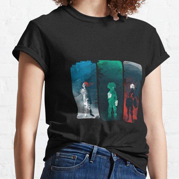héroe Academia Camiseta clásica