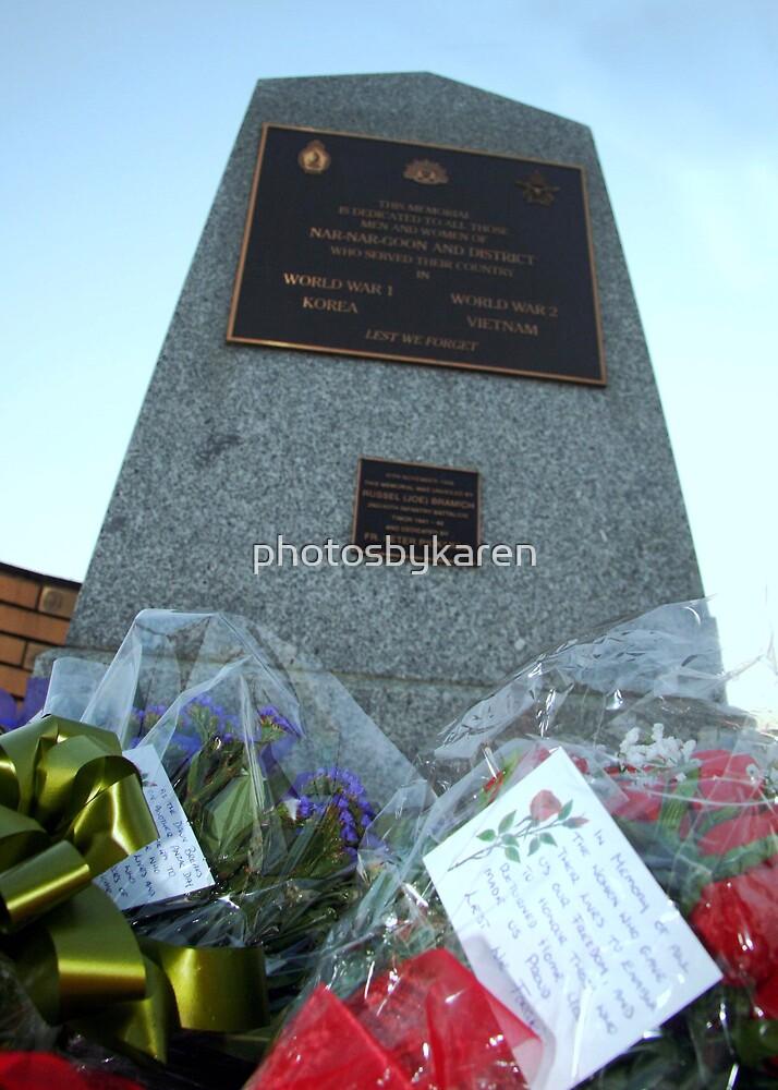 Anzac Memorial by photosbykaren