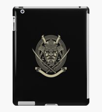 Grappling / BJJ - Samurai Emblem iPad Case/Skin