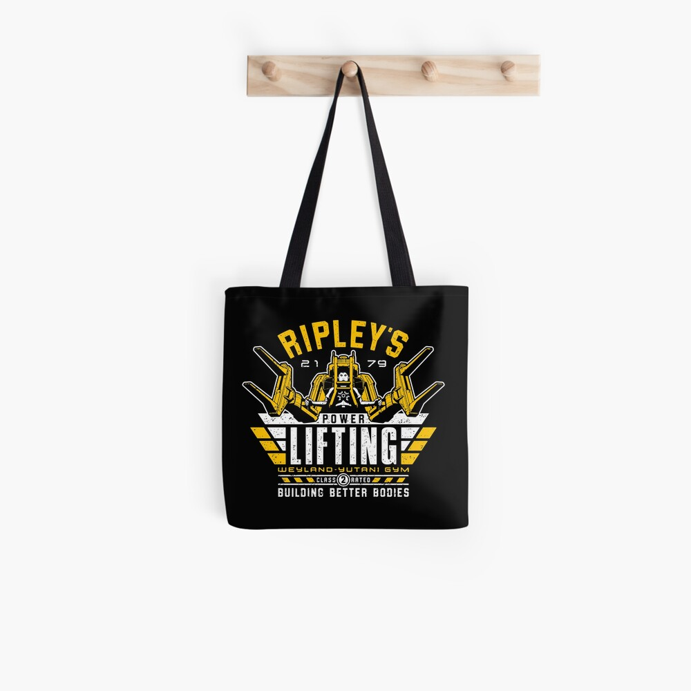 Building Better Bodies Tote Bag