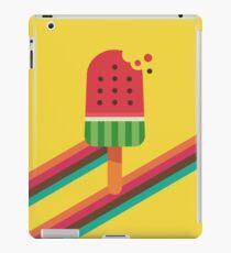 Fresh Watermelon Ice Pop iPad Case/Skin