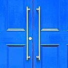 Blue doors by Shulie1