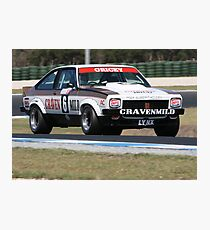 Torana Hatchback Photographic Print