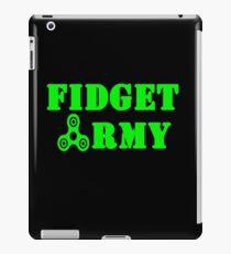 Fidget Army Product Line iPad Case/Skin