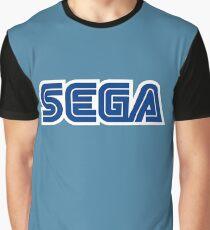 Sega logo Graphic T-Shirt