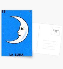 Loteria: La Luna Postcards