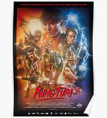 Póster Kung Fury
