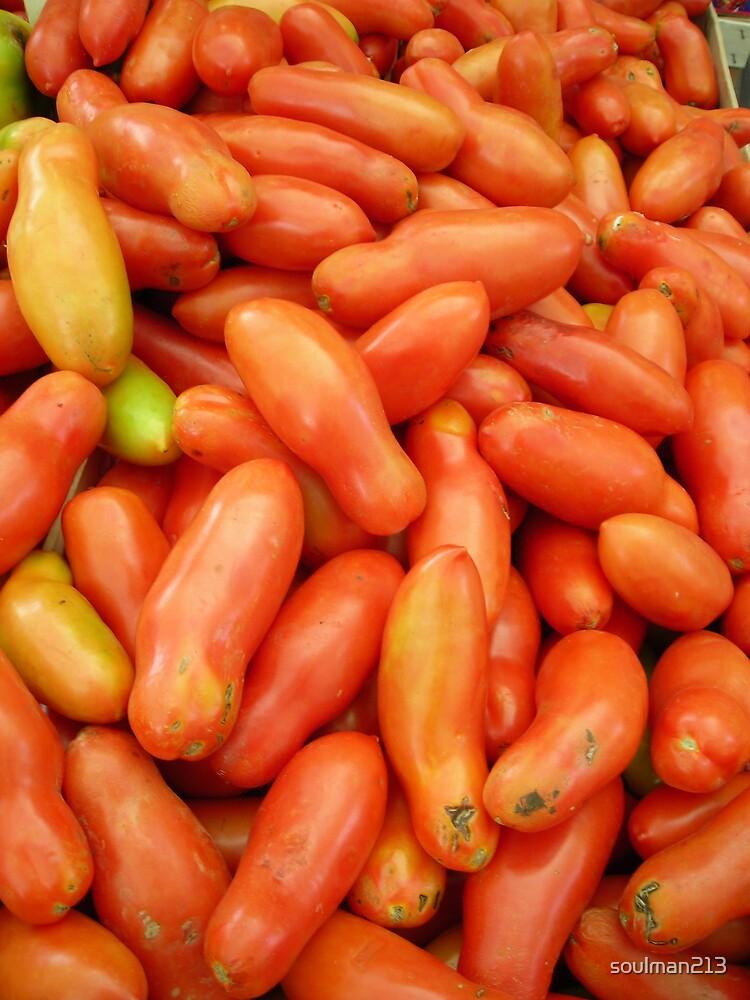Tomatoes by soulman213