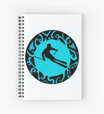 Cross Country Spiral Notebook