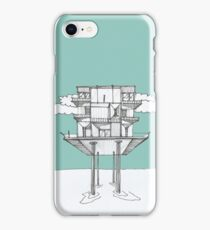 Stilt Architecture iPhone Case/Skin