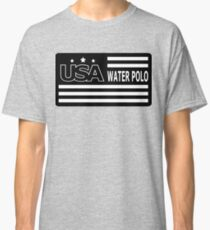 USA WATER POLO FLAG Classic T-Shirt