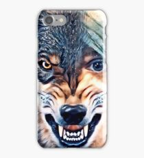 Your inner wolf  iPhone Case/Skin