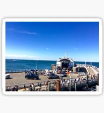 Nantucket and Martha's Vineyard Ferryboat Sticker