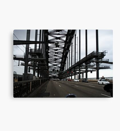 Sydney Harbour Brigde #2 Canvas Print