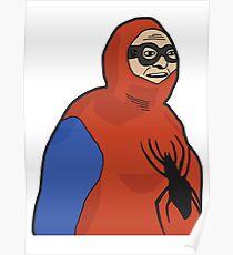 Spider-Frank Poster