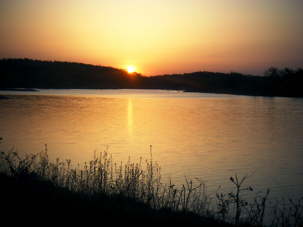 Nebraska Sunset by bangogirl