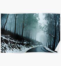 0233  Into a cold dark place   [e] Poster