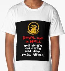 DARWINS MONKEY DEVIL Long T-Shirt