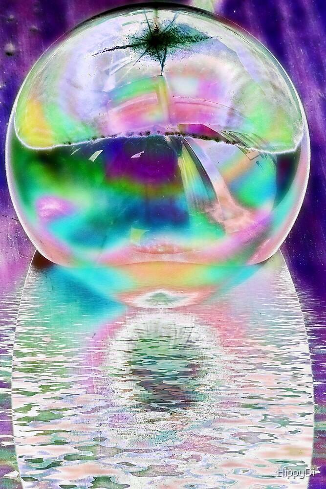 Crystal Ball by HippyDi