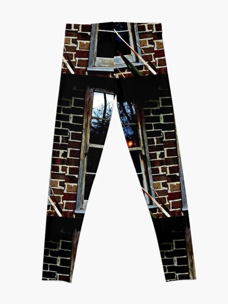 Alternative Ansicht von Reflexionen Leggings