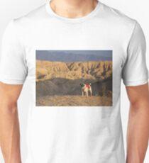 Desert Pug  Unisex T-Shirt