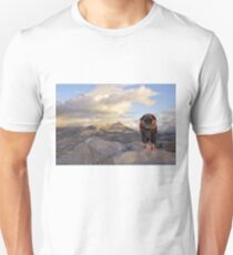 Mountain Mack, the Adventure Pug T-Shirt
