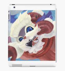 League of Legends Snow Day Gnar Artwork iPad Case/Skin