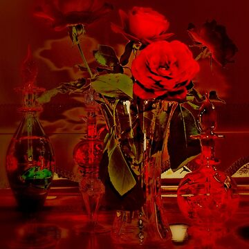 In Red by Evita