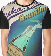 Drink Nuka Cola Quantum Poster Graphic T-Shirt
