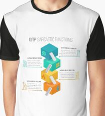 ISTP Sarcastic Functions Graphic T-Shirt
