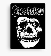 Creepshow Nate Canvas Print