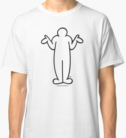 Blank Features™—? Classic T-Shirt