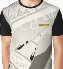 Drink Nuka Cola Quartz Poster Graphic T-Shirt
