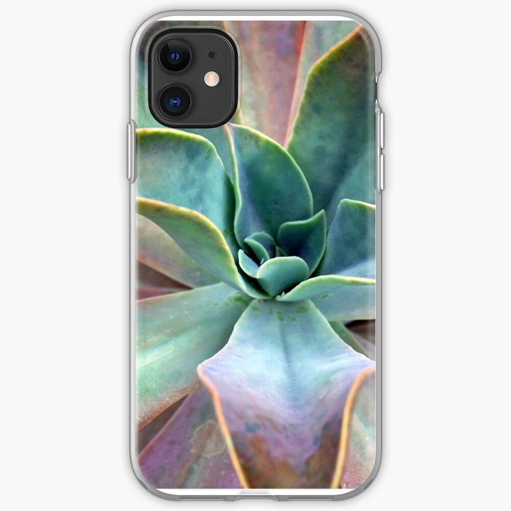 Organic Beauty iPhone Soft Case