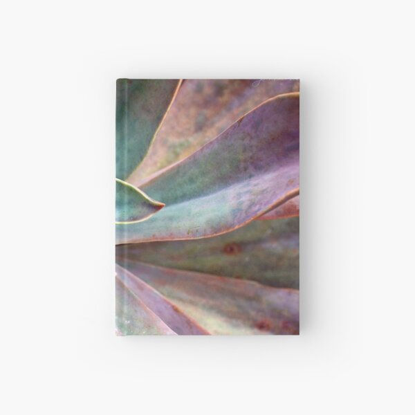 Organic Beauty Hardcover Journal